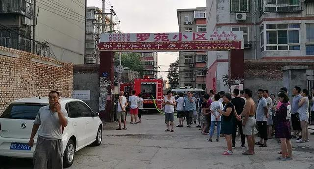 邯郸一小区今晨天然气爆炸致多人受伤