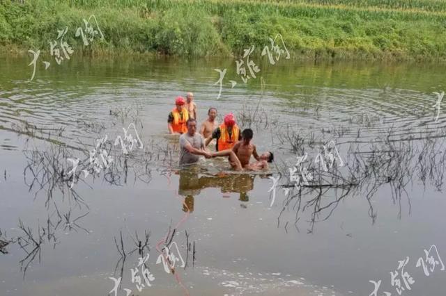 邯郸馆陶一男孩溺水身亡 天热水深家长不可掉以轻心