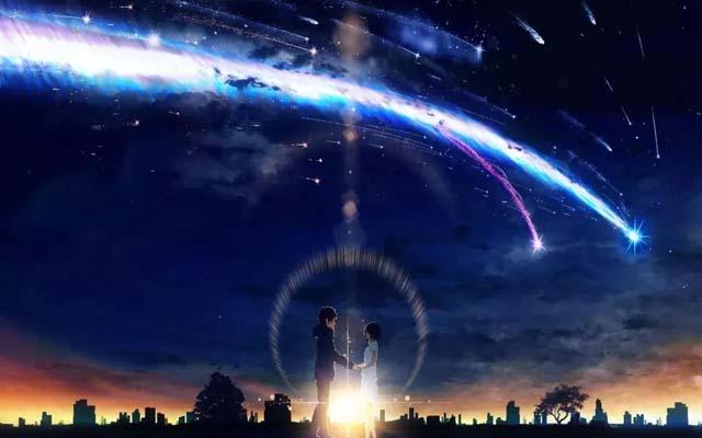 美乐城网红「3D星空馆」!360°光影覆盖、星空场景环绕...伸手就可摘星辰!