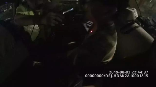 邯郸一男子醉驾被抓现行,称:我没喝酒,我没开车