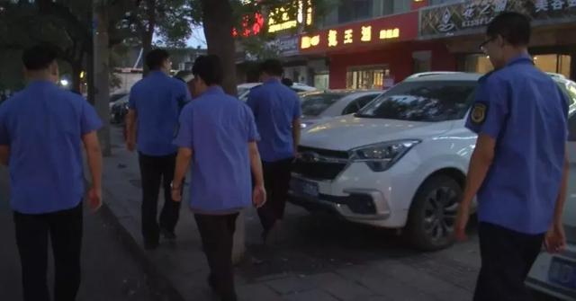 """邯郸城管让""""乱""""得到改善 让街道变的更加和谐"""
