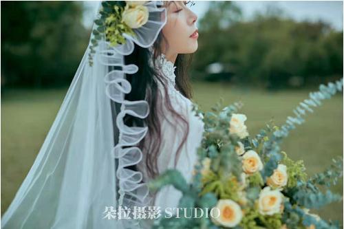 鹤壁郑州婚纱摄影排名哪家好【朵