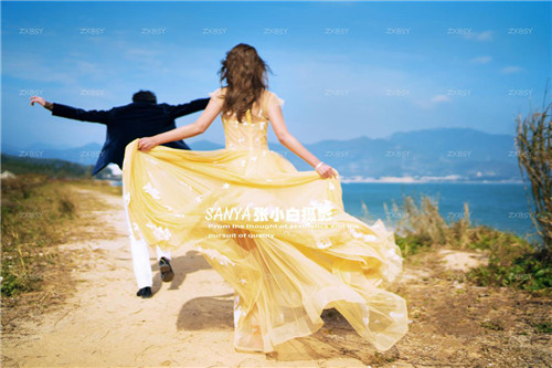 旅拍新趋势三亚婚纱摄影工作室哪
